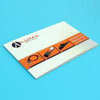 Quality OEM Pantone Color Document Printing Services With Gloss Lamination / Matte Lamination wholesale