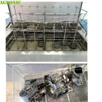 Quality Fuel Pumps Automotive Ultrasonic Cleaner Vehicles Repairing Nozzle Carburetors wholesale
