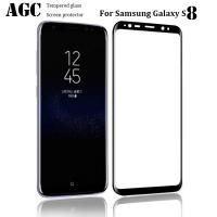 Quality Case Friendly 3D Anti Glare Glass Screen Protector For Samsung Galaxy Note 8 wholesale