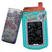Buy cheap Cell Phone Sticker,Mobile Sticker from wholesalers