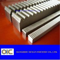 Quality Transmission Spare Parts CNC Machined Racks wholesale