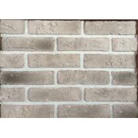 Quality Outdoor Wall Cladding Thin Veneer Brick Thin Brick Tiles For Interior Walls wholesale