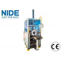 Quality Enter And Exit Station Stator Winding Middle Forming Machine With PLC Control wholesale