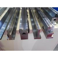 Buy cheap Trumpf Press Brake Tooling Section Differential Bending Die 42CrMo Material from wholesalers