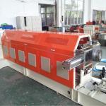 Quality EVA Foam Series Granulator Mixer Single Screw Plastic Extruder Force Feeder Machine wholesale