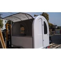 Cheap Beverage Fast Food Catering Van Kiosk Commercial Food Trailers For Catering wholesale