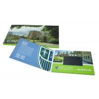 Quality Customized China lcd video business cards, lcd video mailer for education wholesale