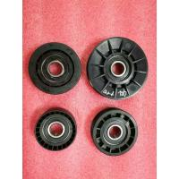 Quality Metal PBT Wheel Insert Injection Molding , 2 Cavity Moulded Plastic Components wholesale