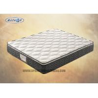Comfortable 9 Inch Silentnight Bonnell Spring Mattress With Pillow Top