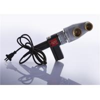 Preprogrammed Ppr Welding Tool With Temperature Adjustment For Pipe Material