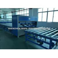 Cheap 2.7 KW Power Mattress Making Machine / Mattress Covering Machine Easy Operate for sale