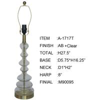 Glass Table Lamp for selling