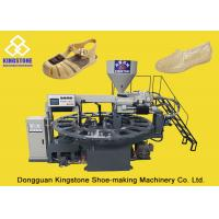Buy cheap 110-150 Pairs / Hour Shoe Making Production Lineplastic Slipper Making Machine from wholesalers