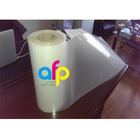 Quality Matte Thermal Lamination Film , Multiple Extrusion Transparent Roll Laminating Film wholesale