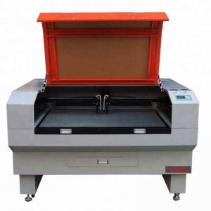 Rubber CO2 Laser Engraving Cutting Machine Small Laser Metal Cutting Machine