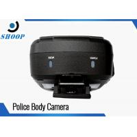 Security Guard Law Enforcement Body Camera , Audio Body Worn Video Camera