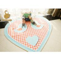 Various Shapes Non Slip Outdoor Carpet Floor Mats For Dining Room Non Toxic