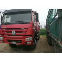 Quality Sinotruk Howo Heavy Dump Truck Middle Lifting System For Sand Transportation wholesale