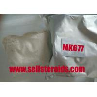 Buy cheap 99% Bulking Cycle Steroids Sarms Off-white Powder Ibutamoren Mk-677 Receptor Agonist from wholesalers