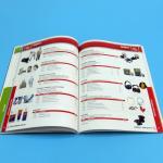 Quality High Quality Professional Catalogue Printing Service 105gsm / 128gsm / 157gsm wholesale