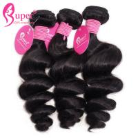 Good Real Brazilian Virgin Remy Human Keratin Hair Bundles Extensions