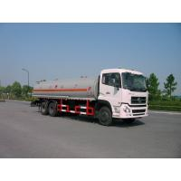 Quality Dongfeng 6x4 245HP 4,887 US Gallon Oil Tanker Truck 18500L , ISO9001 wholesale