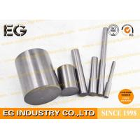 Quality Electrode Carbon Graphite Rods Small Fine Extruded With High Pressure Resistance wholesale
