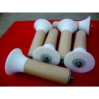 Quality UHMW-PE Cover Self Aligning Roller For Belt Conveyor Abrasion Resistant Side Guide Rollers wholesale