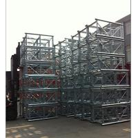 Quality Twin Cage Lifting Construction Hoist Parts With counterweight wholesale