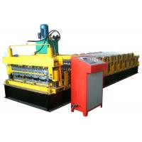 Buy cheap Ibr And Corrugated Profile Double Layer Roll Forming Machine For Wall And Roof from wholesalers