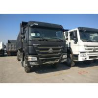 Quality Mineral Transport Automatic Heavy Dump Truck Tipper 30-40T 8500×2300×1500mm Cargo wholesale