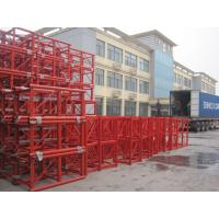 Quality Mast Building Construction Material Lifting Hoist Parts Customized Color  Painting wholesale