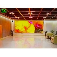 Buy cheap Black SMD Indoor Full Color LED Display Rental , shenzhen led ad board from wholesalers