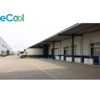 Quality Low Temperature Frozen Food Storage Warehouses , Frozen Beef Processing Chilled Storage wholesale