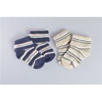 Quality Anti Bacterial Knitted Colorful Cotton Baby Socks With Odor Resistant Material wholesale