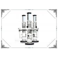 Buy cheap Freezable Coil Honeycomb Glass Water Pipe Reinforced 8 Arm Pillar Perc from wholesalers