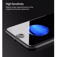 Quality HD Clear iPhone Tempered Glass Screen Protector Anti Smudge For Iphone 6 7 8 wholesale