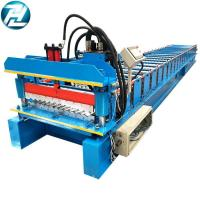 Buy cheap Structural Corrugated Roofing Sheet Making Machine 380v Ce Approved from wholesalers