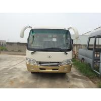 Quality ISUZU Engine Passenger Coach Bus Leaf Spring Dongfeng Chassis Air Condition wholesale