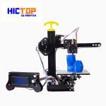 Quality Portable home desktop 3d printer printing size 130*150*100mm , 0.4mm Nozzle wholesale
