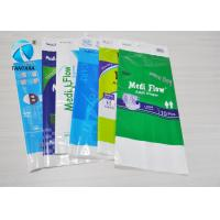 Quality High strength flexible packaging plastic bags with environmental protection wholesale
