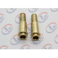 Quality Non - Standard Brass Tube CNC Precision Parts Brass Joint 0.01KG For Sanitary Ware wholesale