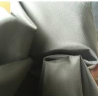 Buy cheap Wovens Polyester Satin Fabric , 400t Poly Taffeta Material Fabric Tear - Resistant from wholesalers