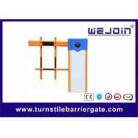 Boom Barrier Parking Barrier Gate For Car Parking Management System