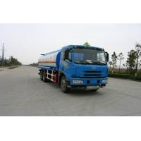 Quality 220HP FAW 6x4 22000L (5,811 US Gallon) Oil Tank Truck for Diesel / Gasoline / Petroleum Delivery wholesale