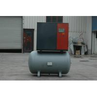Energy Saving Industrial Small Screw Air Compressor 7.5KW 10HP High Power and Low Noise