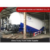 Quality 70 ton or bigger tank trailer payload bulk cement semi trailers tank container cement trailer wholesale