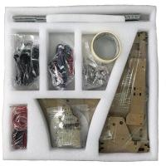 Quality HICTOP Reprap Prusa I3 Replicator Desktop 3D Printer With DIY Tool Kits wholesale