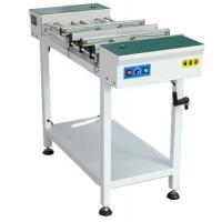 Quality PCB Double Rail SMT Conveyor 500MM 1000MM With A Circuit Board Detection Mode wholesale