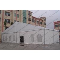 Quality Huge Gala Outdoor Circus Tent With Luxury Lining Glass Door For Open - Air Event Party wholesale